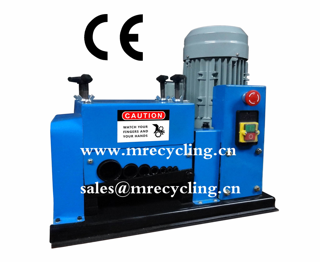 Scrap Copper  Cable Wire Separator M-2 Bench Type
