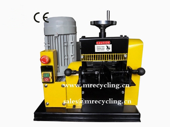 Insulated  Wire  Skinning  Machine M-2 Double Blades Type