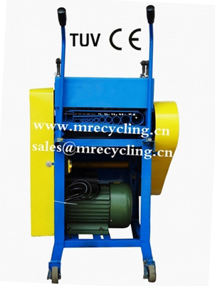 Scrap  Electrical Copper Cable Wire Stripping Machine